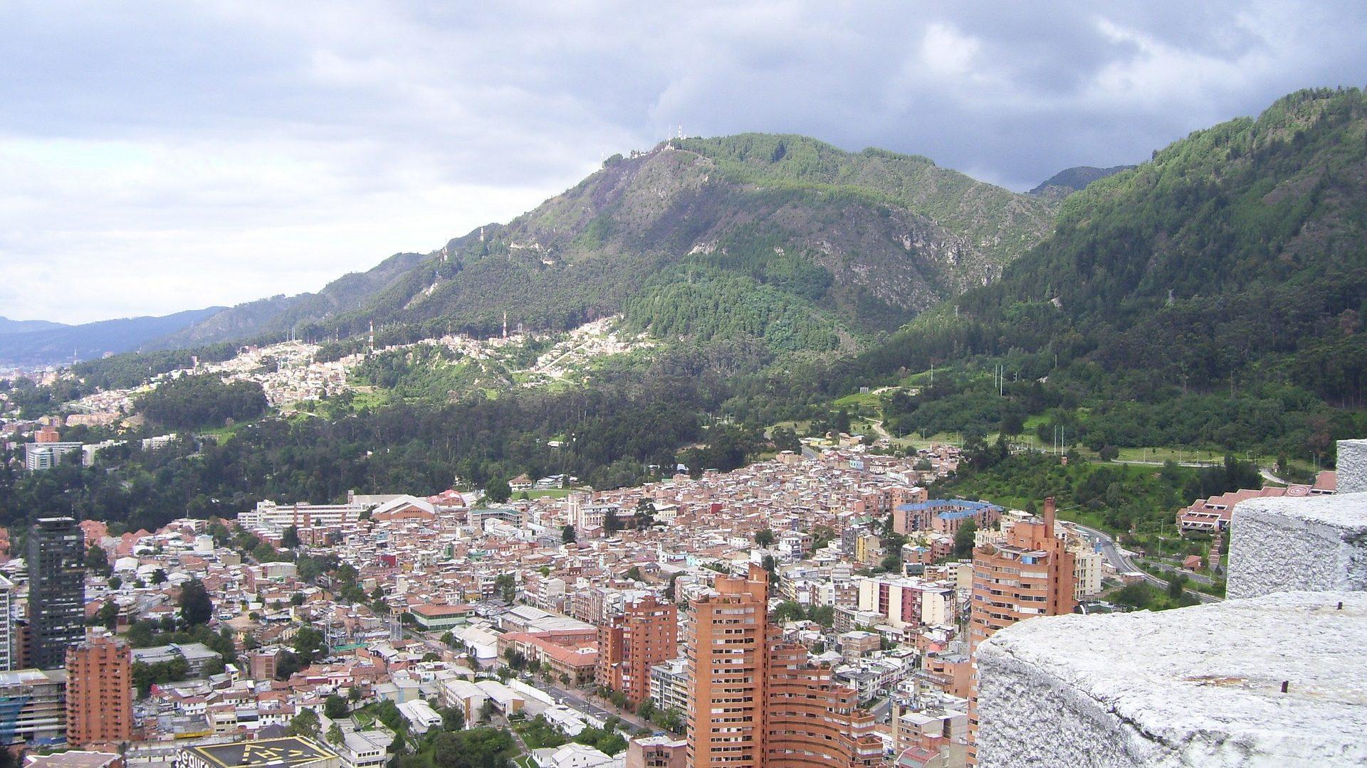 Flüge nach Bogotá