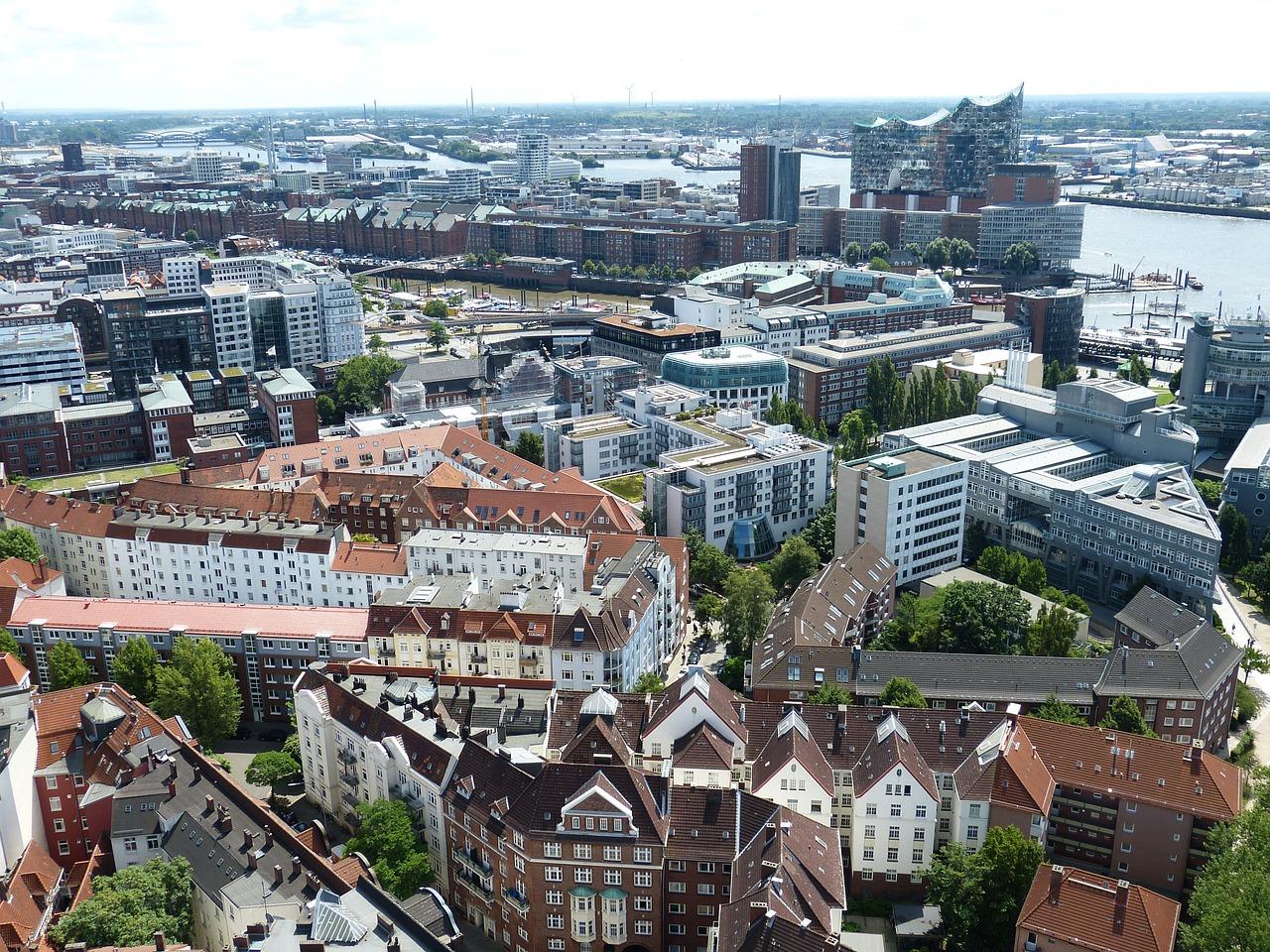 Flüge nach Hamburg