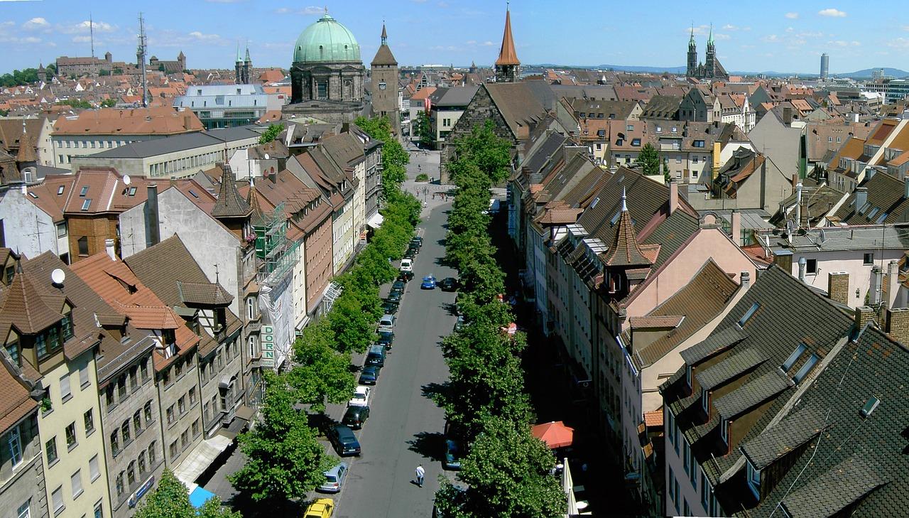 Flüge nach Nürnberg