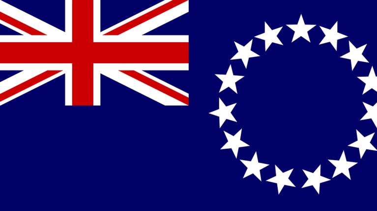 Flug auf die Cookinseln