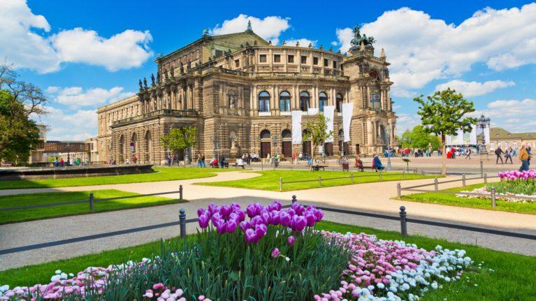 Flüge ab Dresden