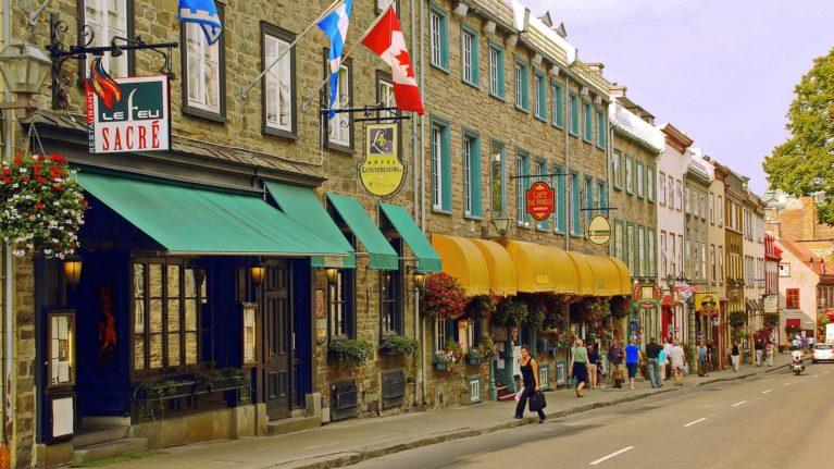 Quebec Straße