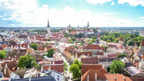 Flüge nach Estland
