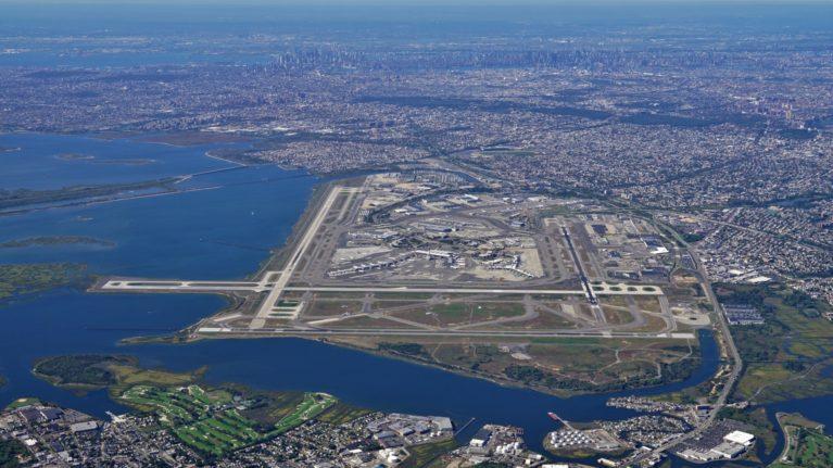 Flughafen New York JFK
