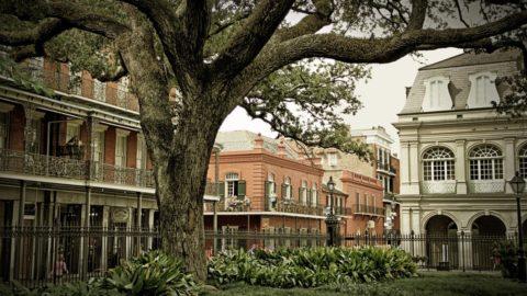 Flüge nach New Orleans