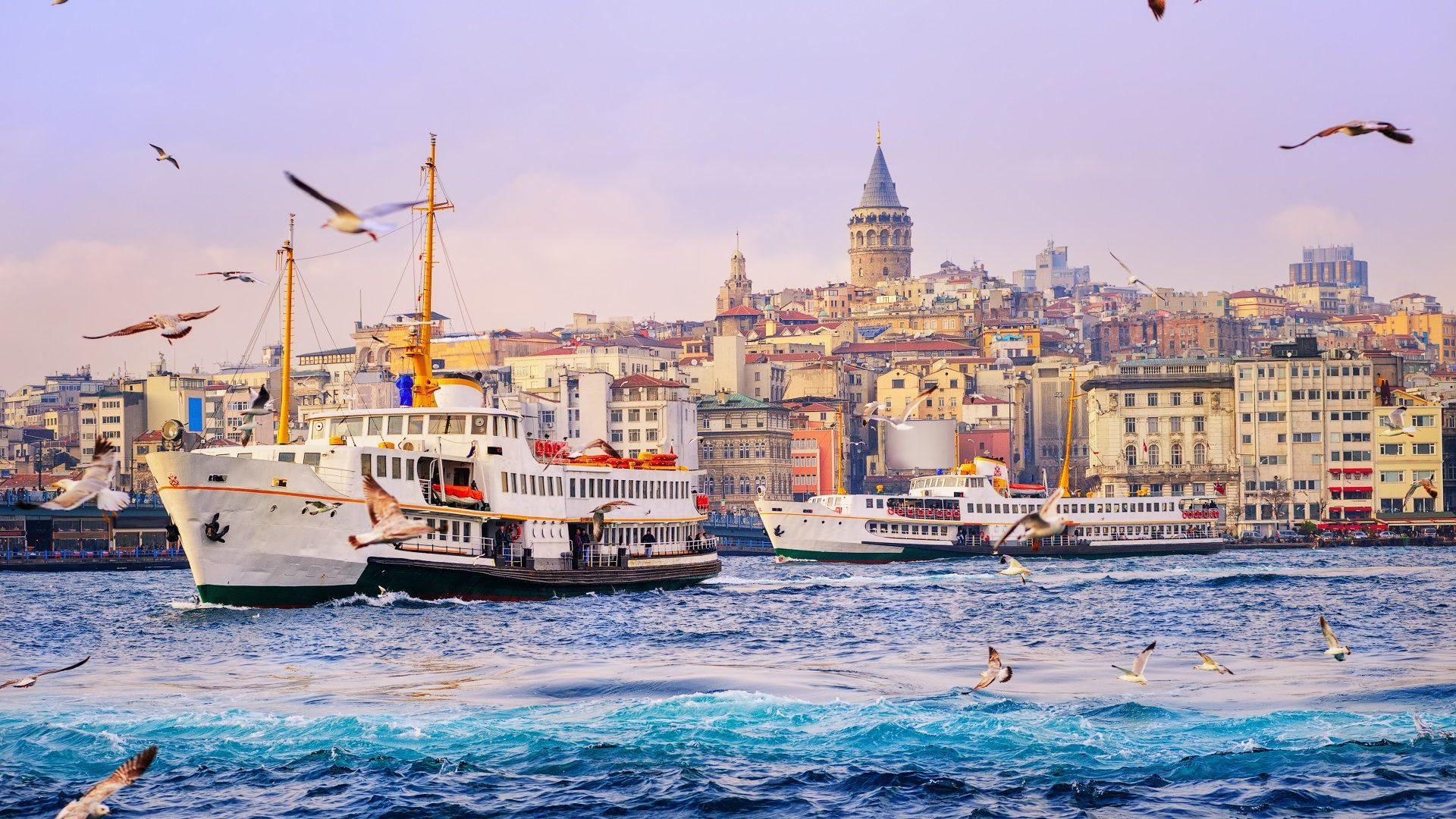 Nürnberg (NUE) – Istanbul (IST)