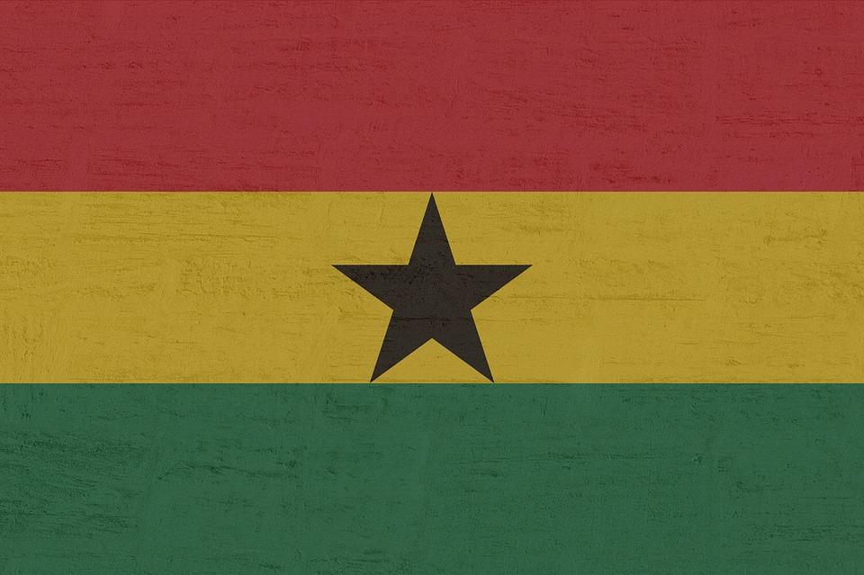Flüge nach Ghana