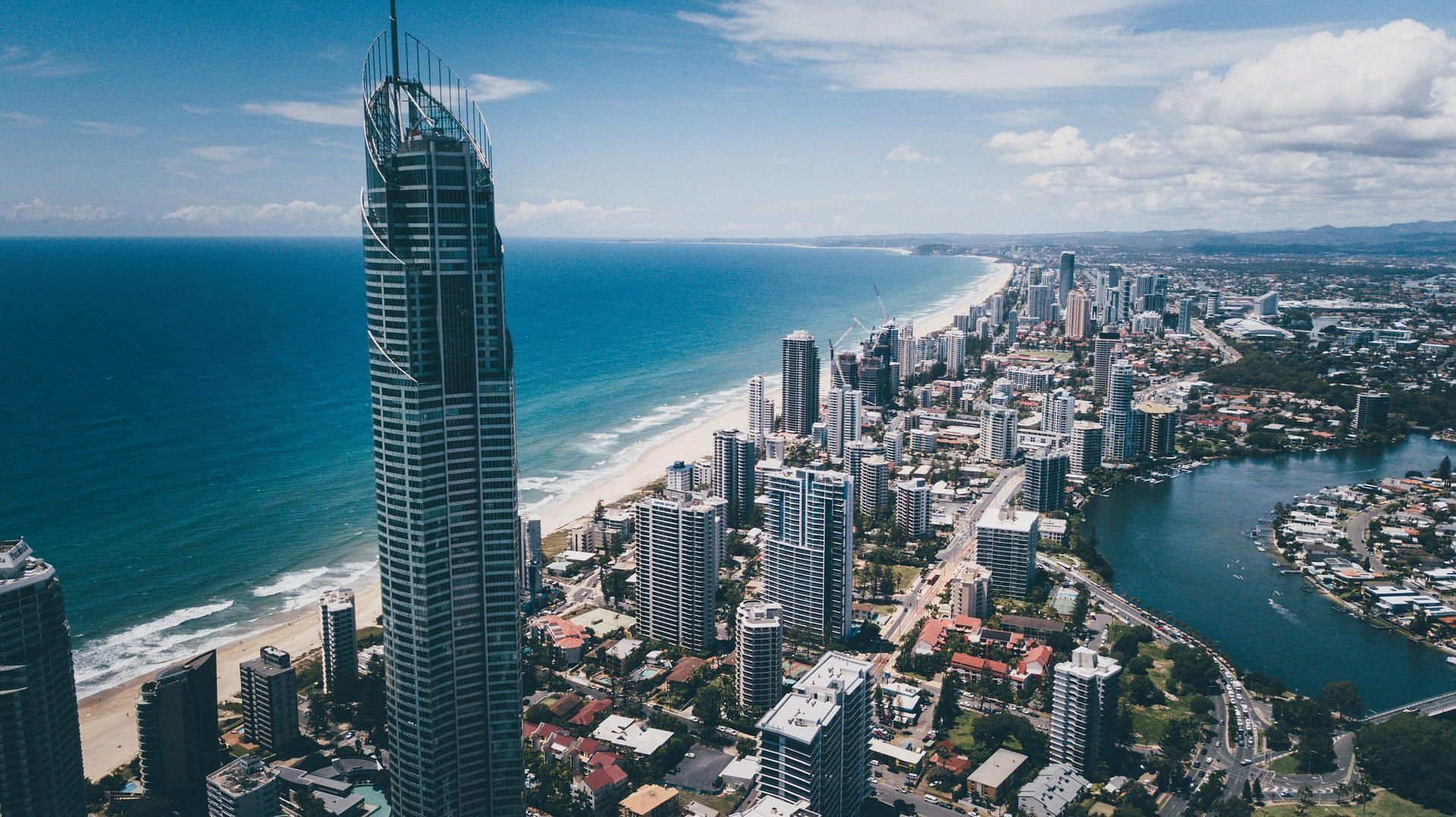 Flüge nach Gold Coast