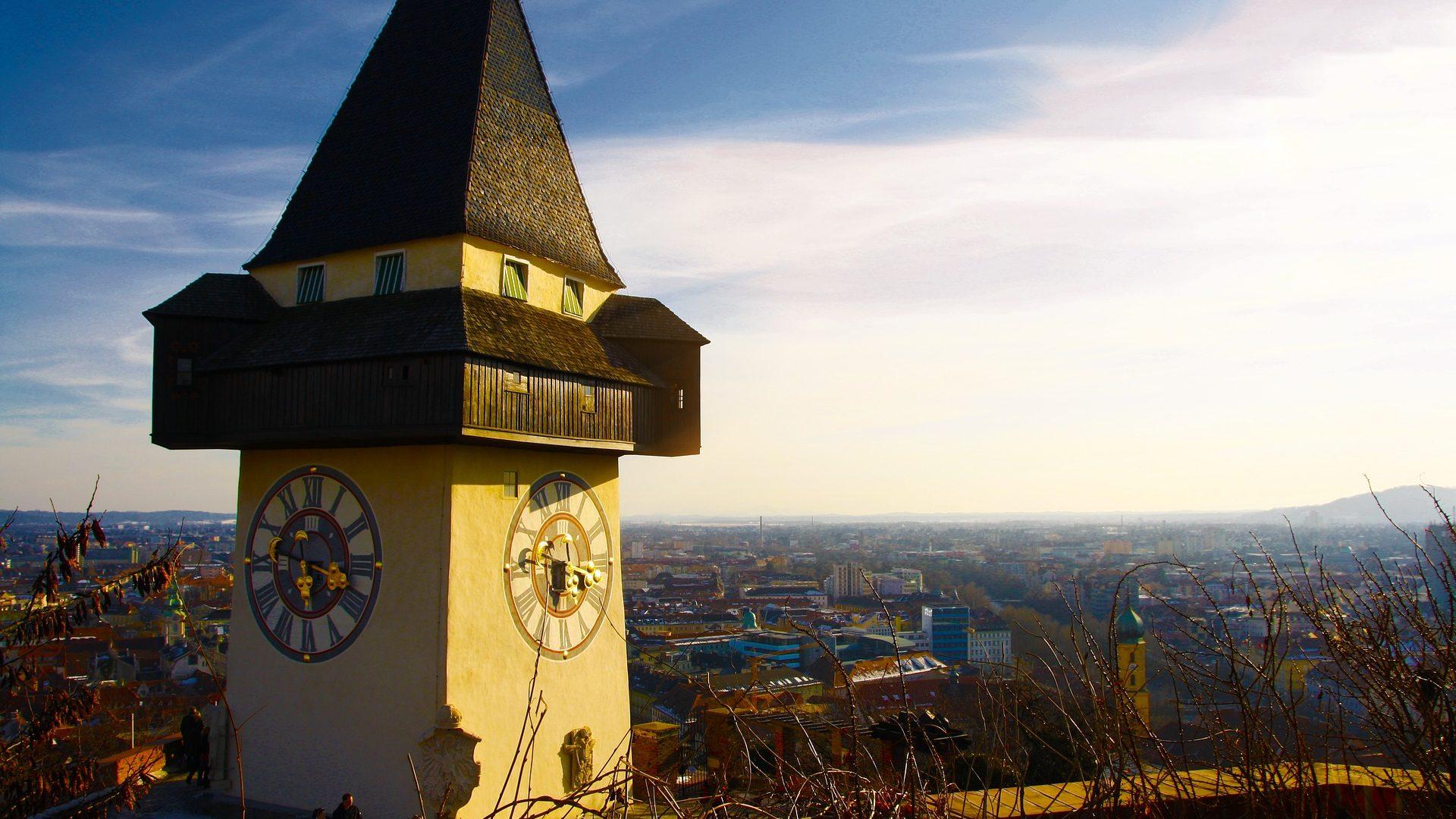 Flüge nach Graz
