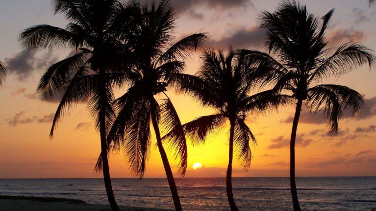 Strand, Guadeloupe