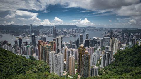 Flüge ab Hongkong