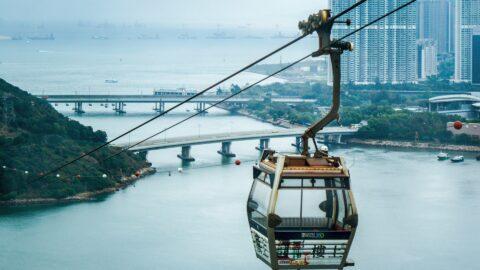 Hongkong Lantau Island