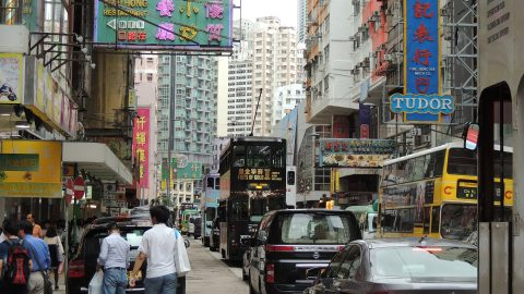 Flüge nach Hongkong