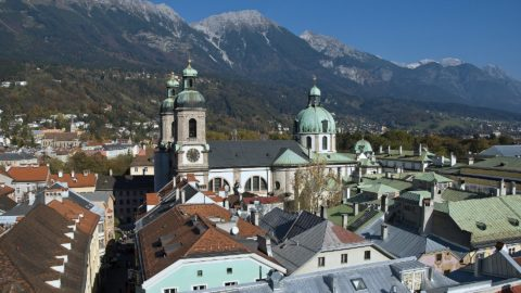Flüge nach Innsbruck
