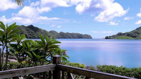 Flüge nach Palau
