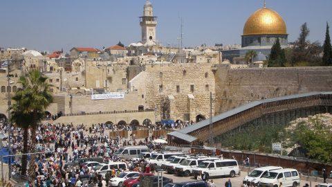 Flüge nach Jerusalem