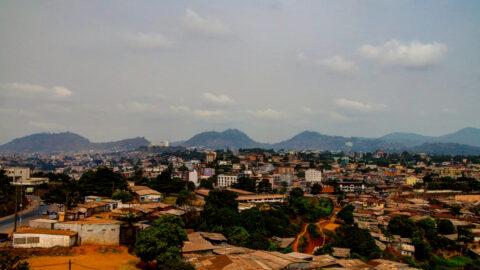 Flüge nach Kamerun