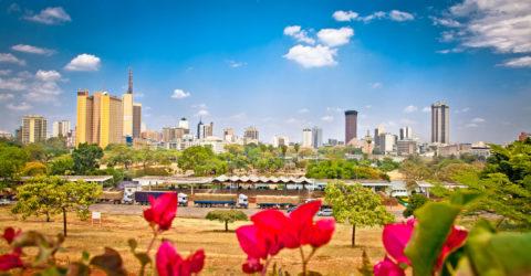 Flüge nach Nairobi