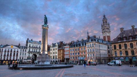 Flüge nach Lille