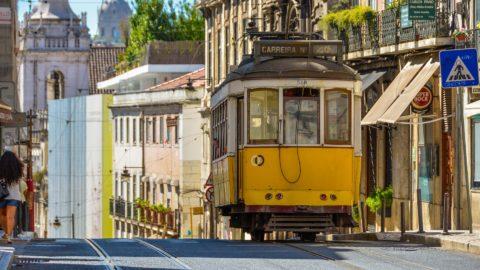 Flüge nach Lissabon