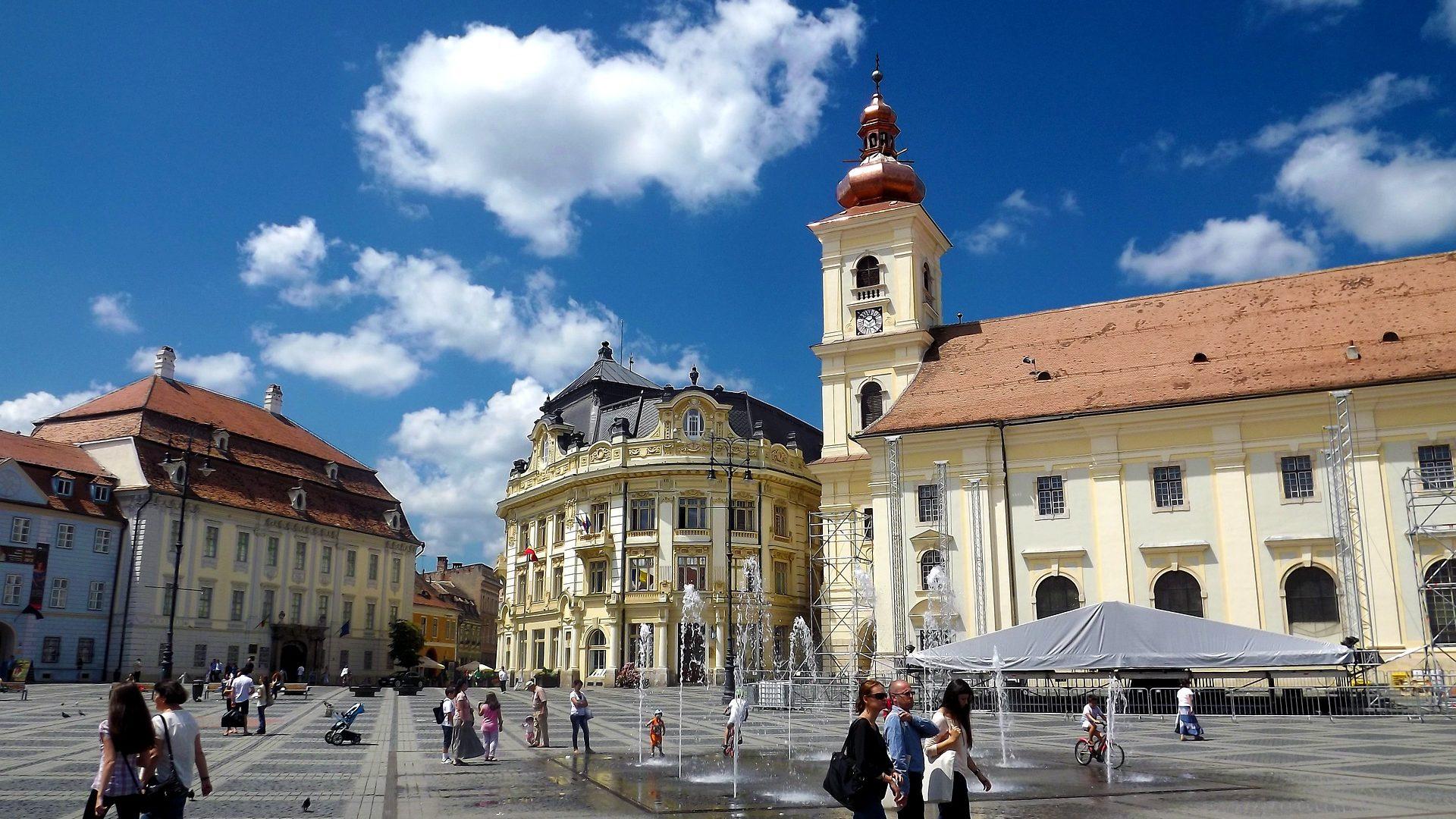 Flüge nach Sibiu