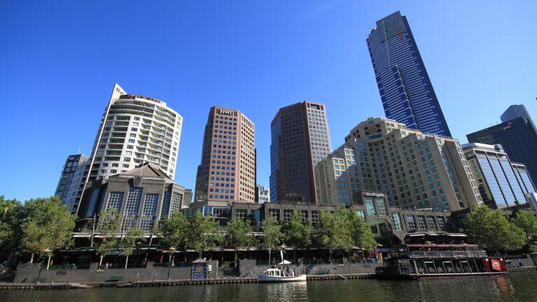 Melbourne, Australien