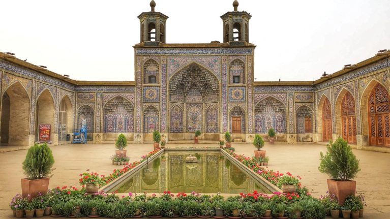 Nasir-Al-Molk Moschee Shiraz