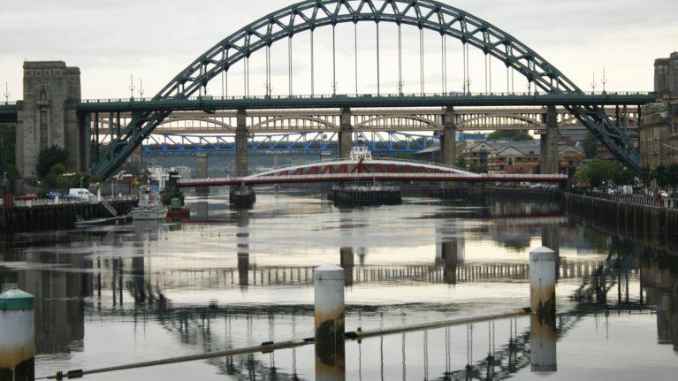 Brücken von Newcastle upon Tyne