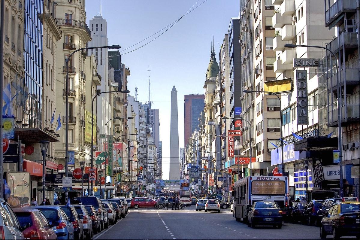 Flüge nach Buenos Aires