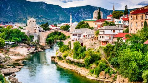 Flüge nach Bosnien und Herzegowina