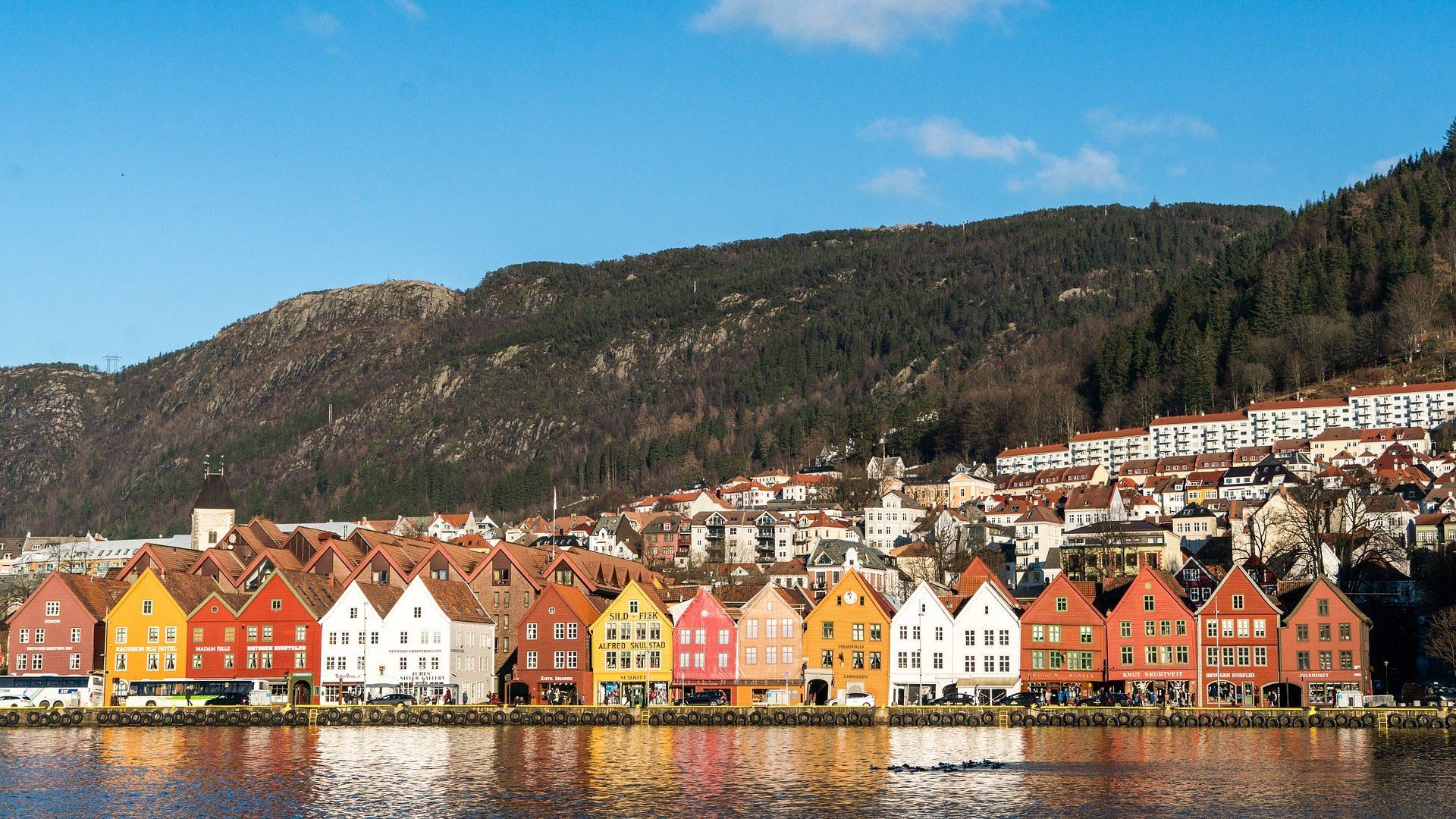 Flüge nach Bergen