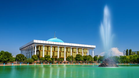 Flüge nach Usbekistan
