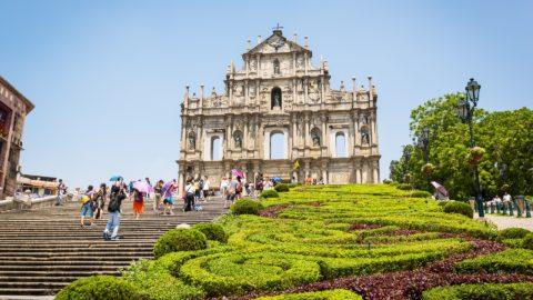 Flüge nach Macau