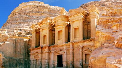 Flüge nach Jordanien