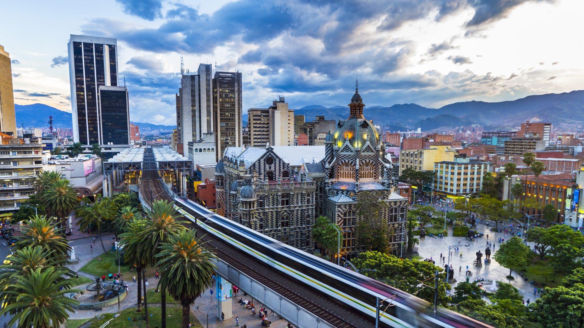 Flüge nach Medellin