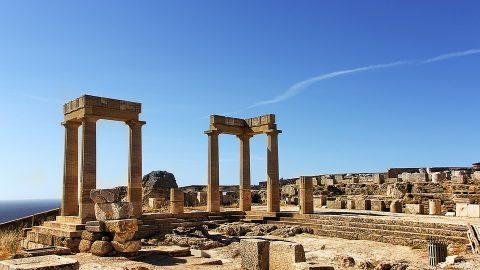 Griechenland Rhodos