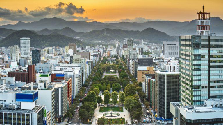 Flüge nach Sapporo
