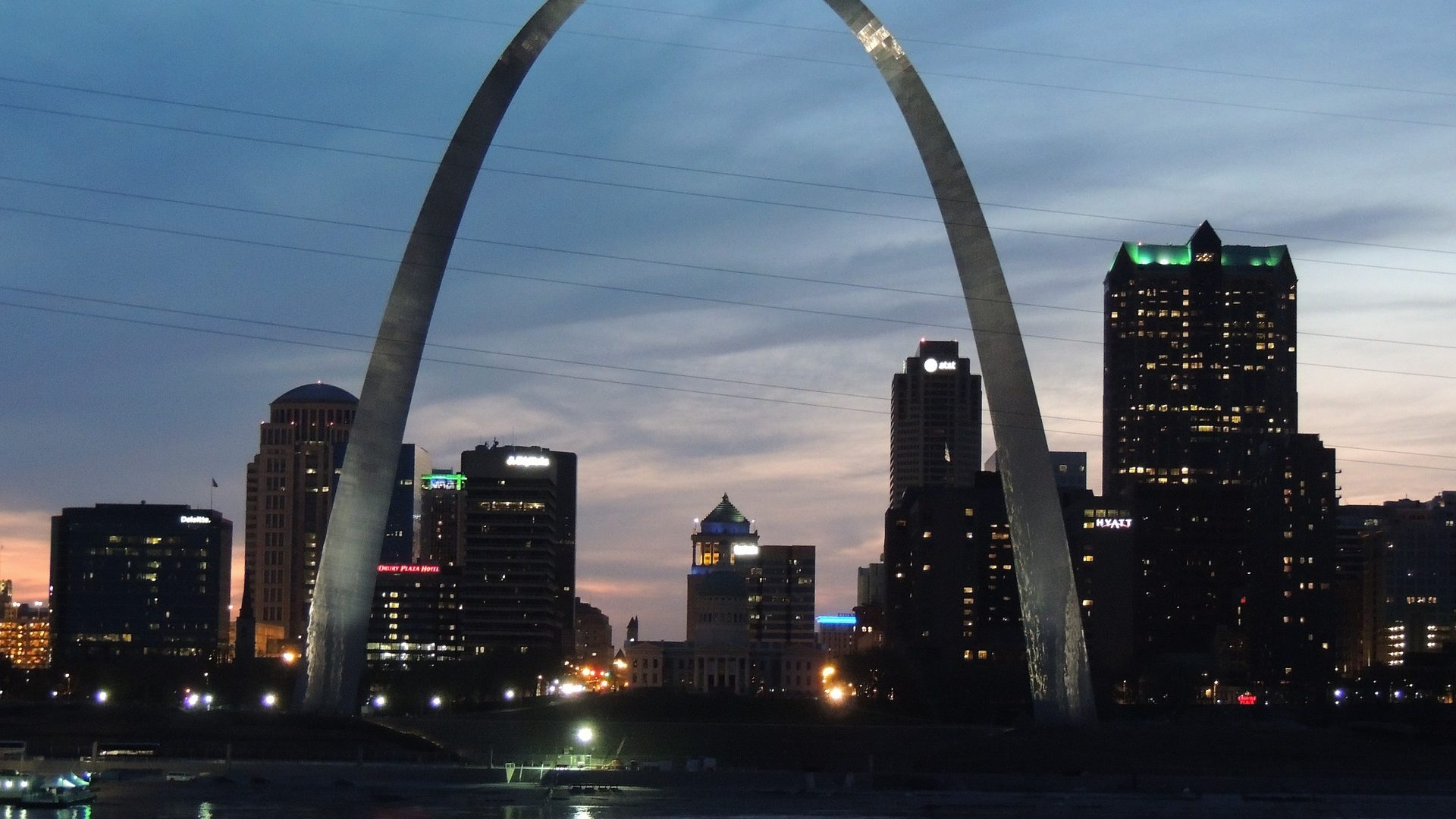 Flüge nach St. Louis
