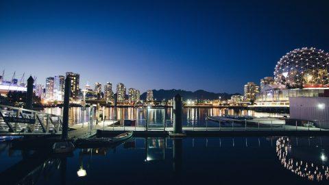 Flüge nach Vancouver