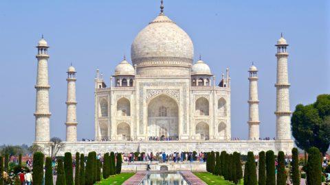 Flüge nach Indien