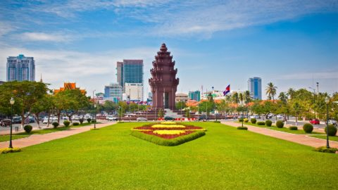 Flüge nach Phnom Penh