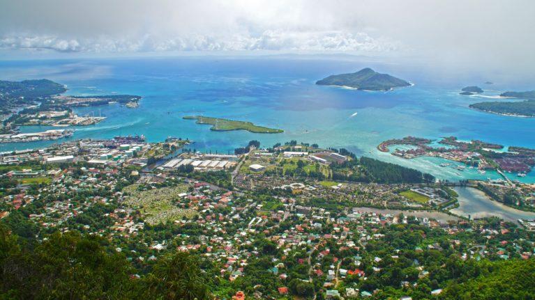 Victoria, Seychellen