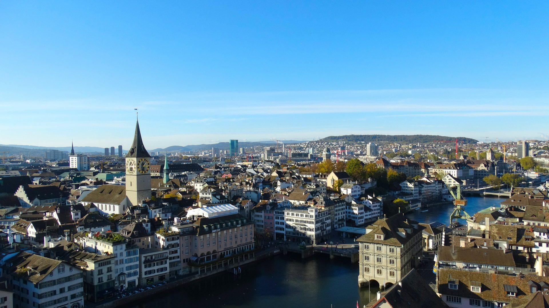 Flüge nach Zürich