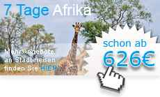 Städtereisen afrika