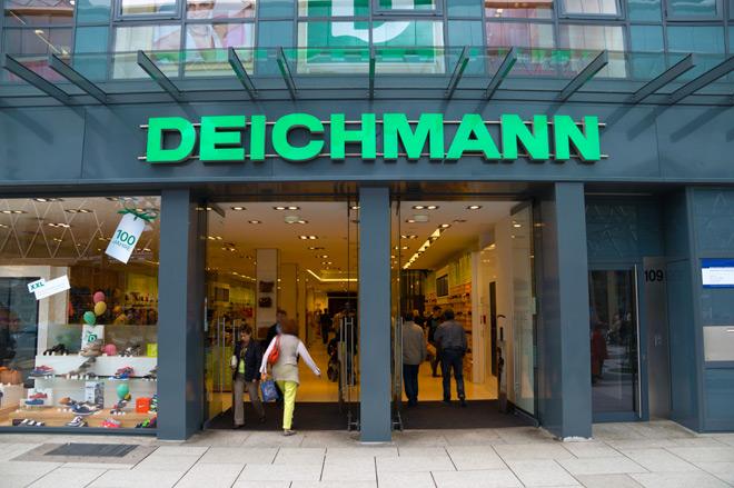 Deichmann Zeil 1