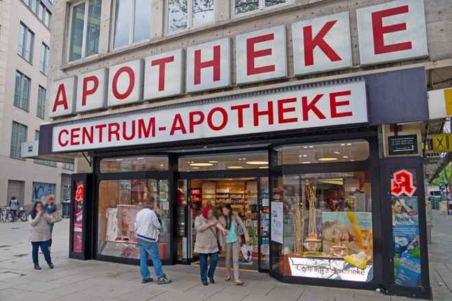 Centrum Apotheke Zeil 1