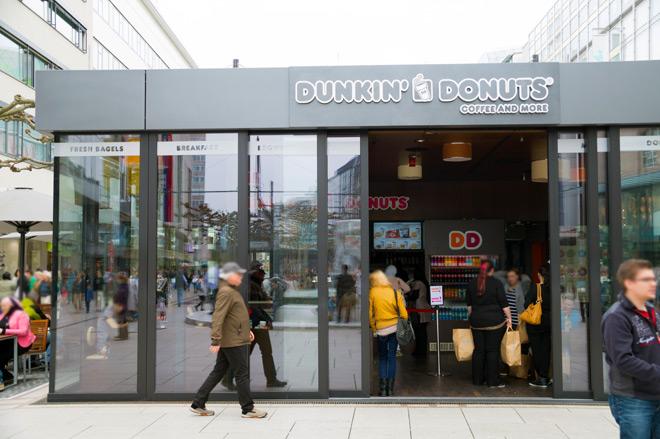 Dunkin' Donuts Zeil 1