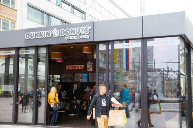 Dunkin' Donuts Zeil 3