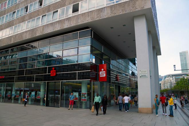 Frankfurter Sparkasse Zeil 2