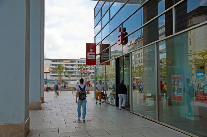 Frankfurter Sparkasse Zeil 3